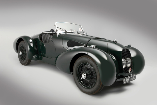 Aston Martin 2 Litre Speed Model Type C 1939