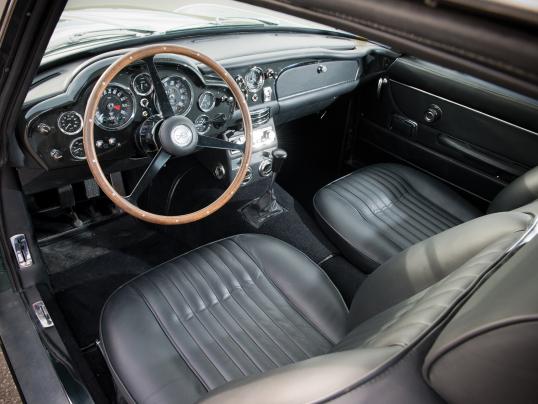 Interior Aston Martin Db6 Vantage Mkii 1969 71