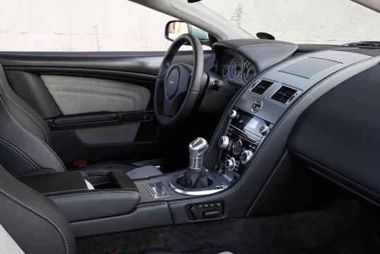 Interior 2008 12 Aston Martin Dbs North America 2007 12