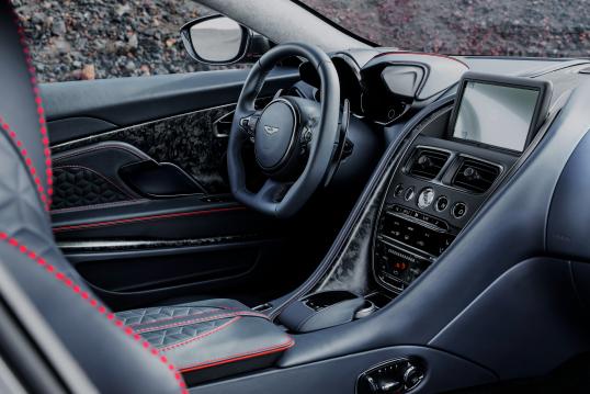 Interior Aston Martin Dbs Superleggera Worldwide 2018 Pr