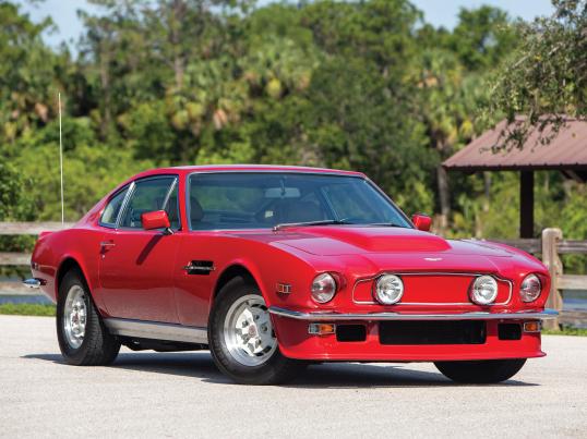 1980 84 Aston Martin V8 Vantage Ca Spec Series Ii 1979 84