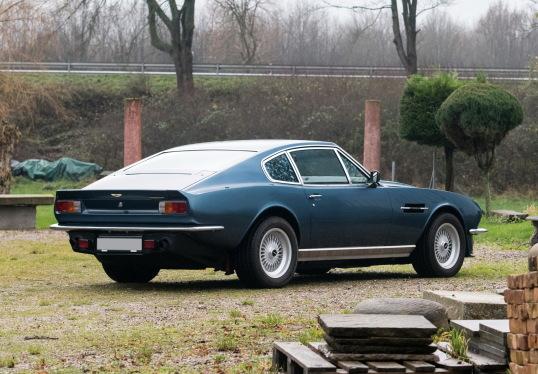 Aston Martin V8 Vantage Worldwide Series Ii 1978 89