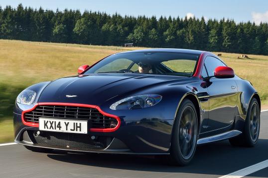 Aston Martin V8 Vantage N430 Uk Spec 2014