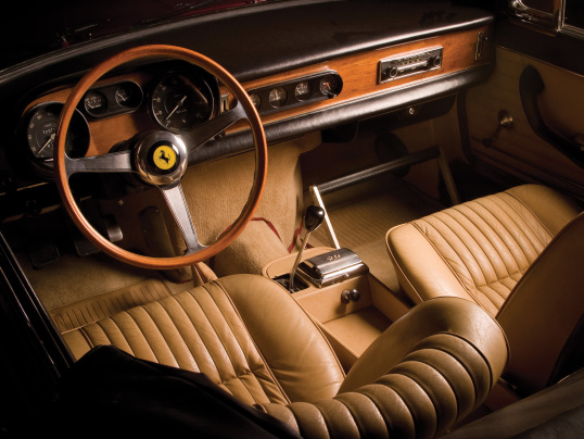 Interior Ferrari 275 Gts Worldwide 1964 66