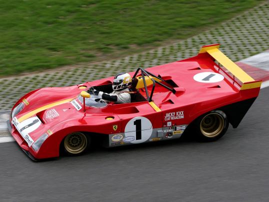 Ferrari 312 P 1972 73