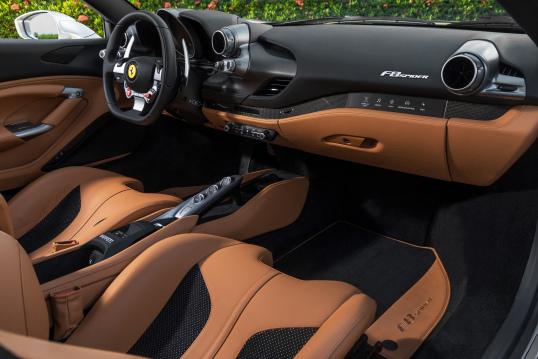 Interior Ferrari F8 Spider Worldwide 2020 Pr