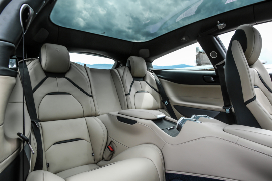 Interior Ferrari Gtc4lusso Worldwide 2016 20