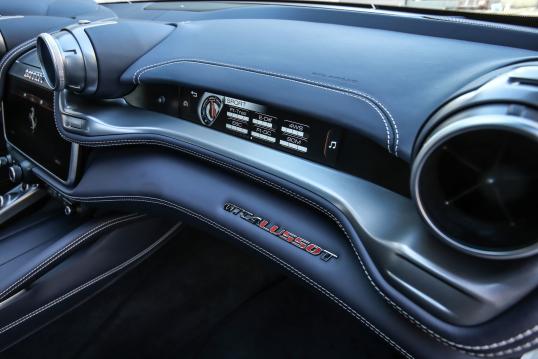 Interior Ferrari Gtc4lusso T Worldwide 2016 20