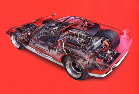 Lotus 62 '1969