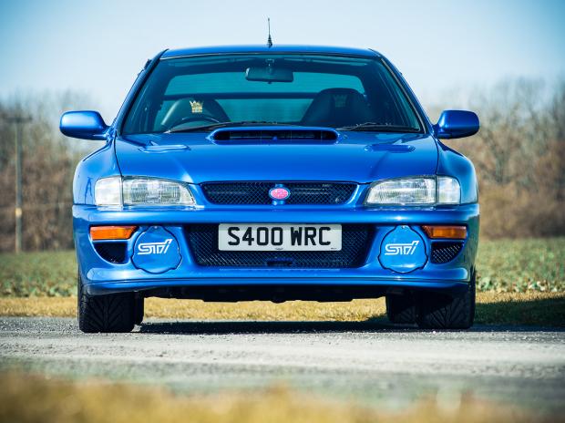 Subaru Impreza 22b Sti Rhd Gc8e2sd 1998