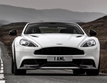 All Pictures Of Aston Martin Vanquish Carbon White Uk Spec 2014 16